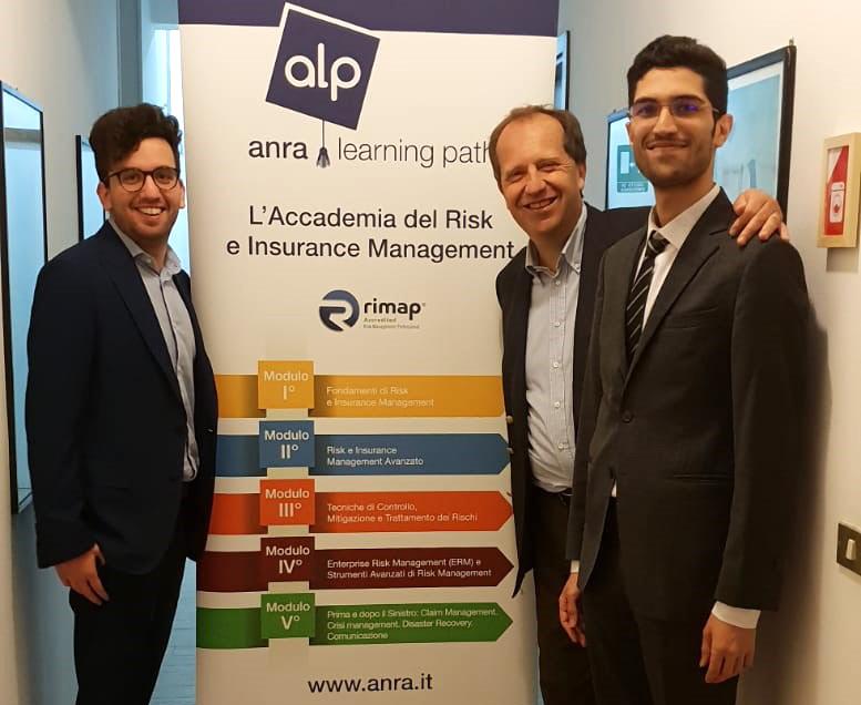 Augustas Risk Service Attestato ALP