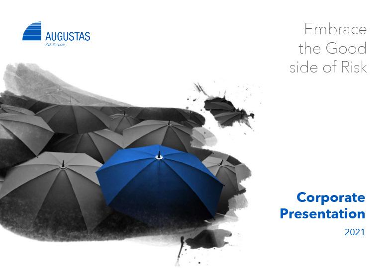 Corporate Presentation Augustas