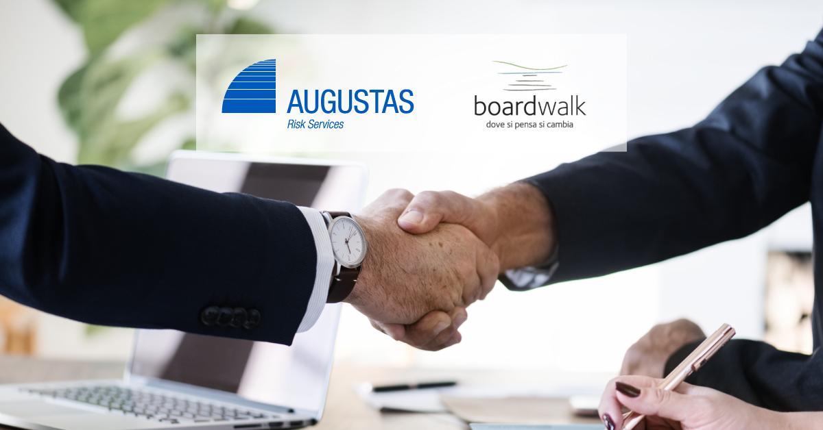 Augustas e Boardwalk: una nuova collaborazione - Augustas: Risk Management a 360°