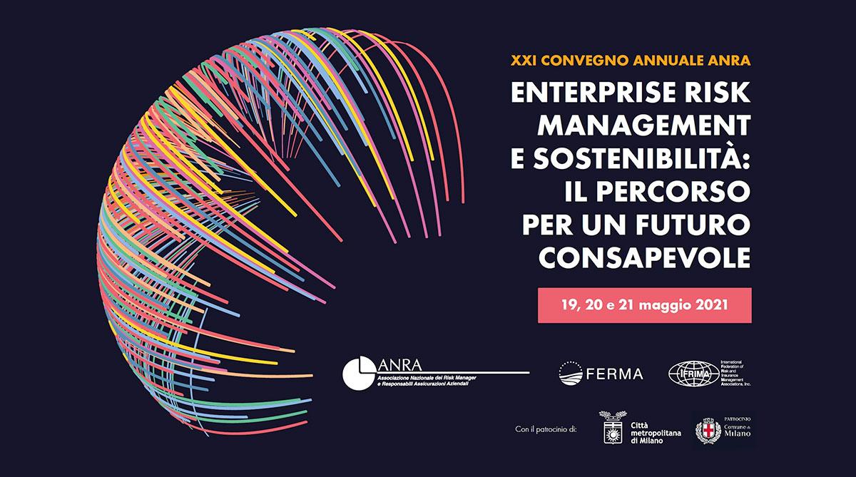 Augustas al XXI Convegno Annuale di ANRA: il futuro del Risk Management - Augustas: Risk Management a 360°